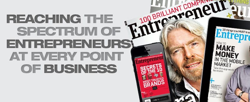 Reaching the Spectrum of Entrepreneurs at Every Point of Business