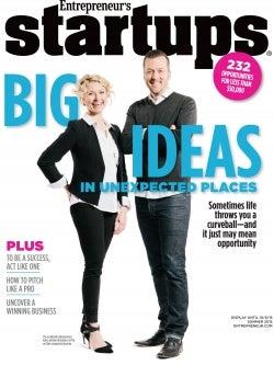 Entrepreneur Startups Magazine - June 2015