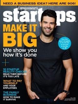 Entrepreneur Startups Magazine - October 2016