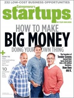 Entrepreneur Startups Magazine - June 2012
