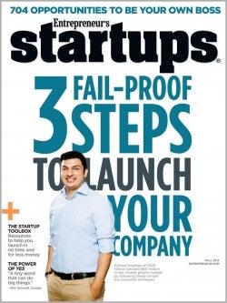 Entrepreneur Startups Magazine - October 2012