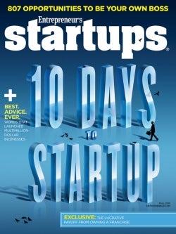 Entrepreneur Startups Magazine - September 2013