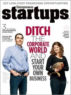 Entrepreneur Startups Magazine - March 2013