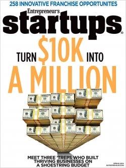 Entrepreneur Startups Magazine - March 2014