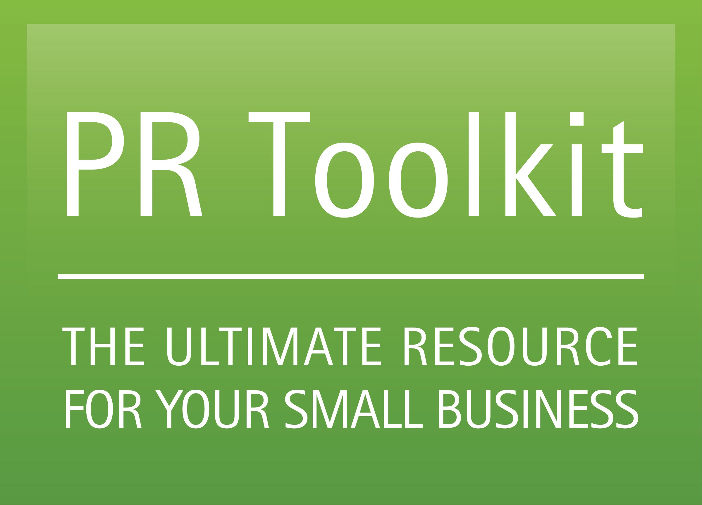 PR Newswire's Small Business PR Toolkit