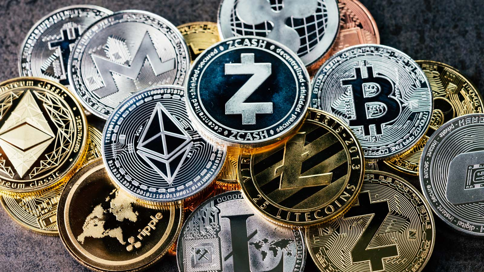 7 Altcoins Primed for a June Rally