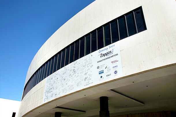 This fall, Zappos corporate headquarters will move from Henderson, Nev., to the old City Hall building.