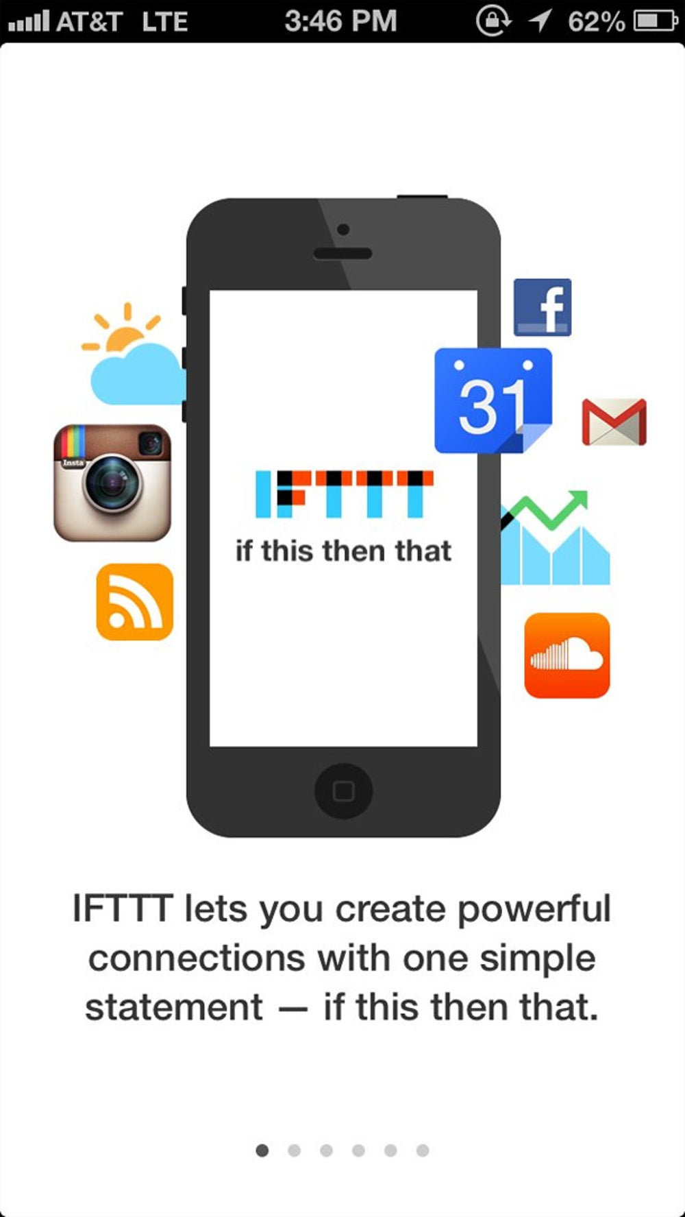 If This Then That's (IFTTT) new iPhone app connects features and services on your phone that currently don't work together.