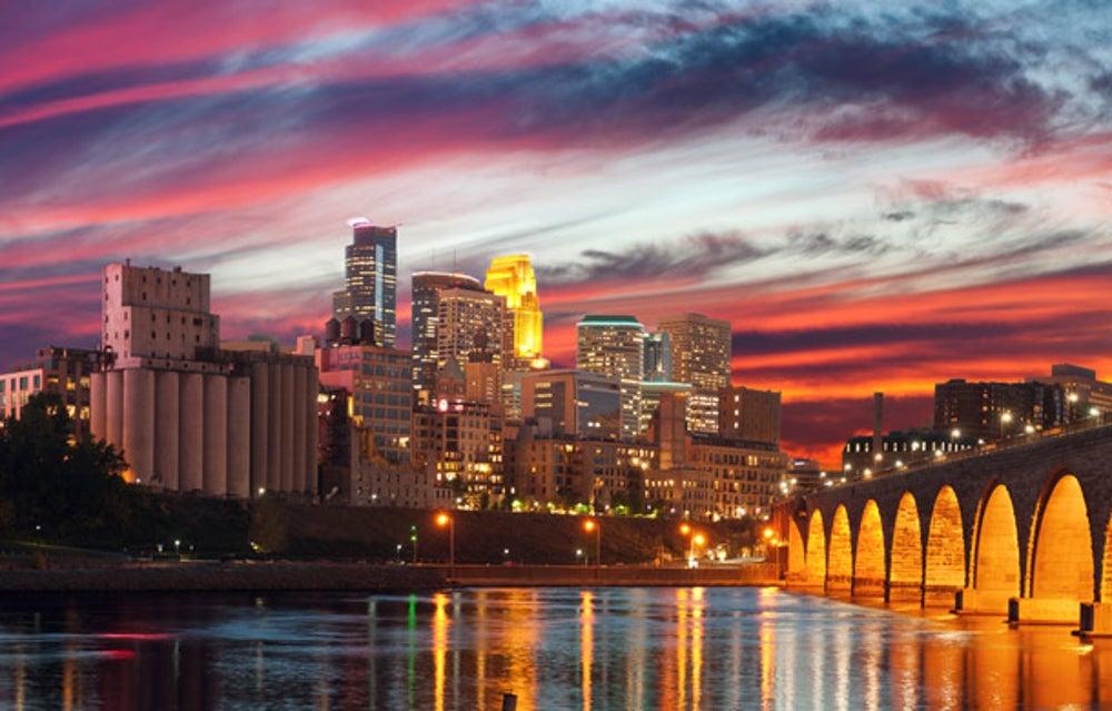 No. 8: Minneapolis, Minn.