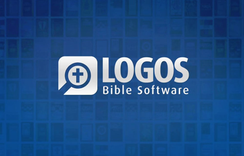 10) Logos Bible Software