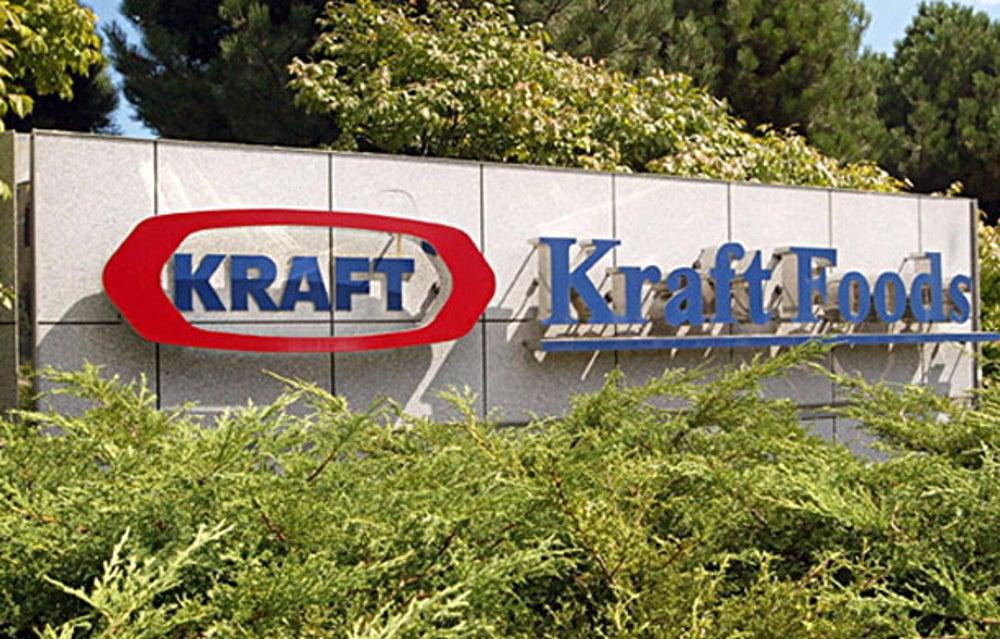 4. Kraft Foods