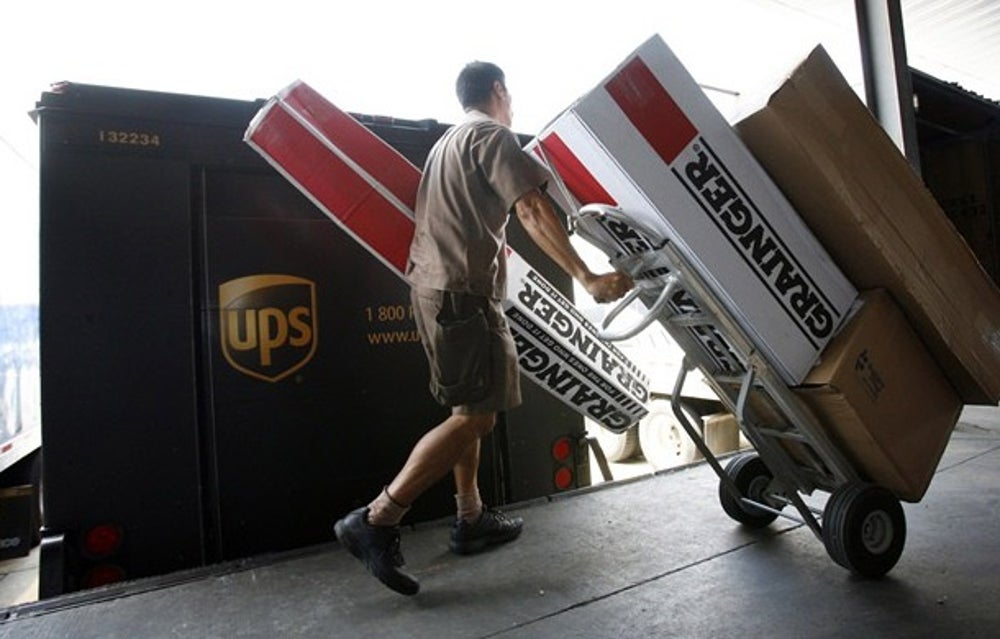 5. United Parcel Service
