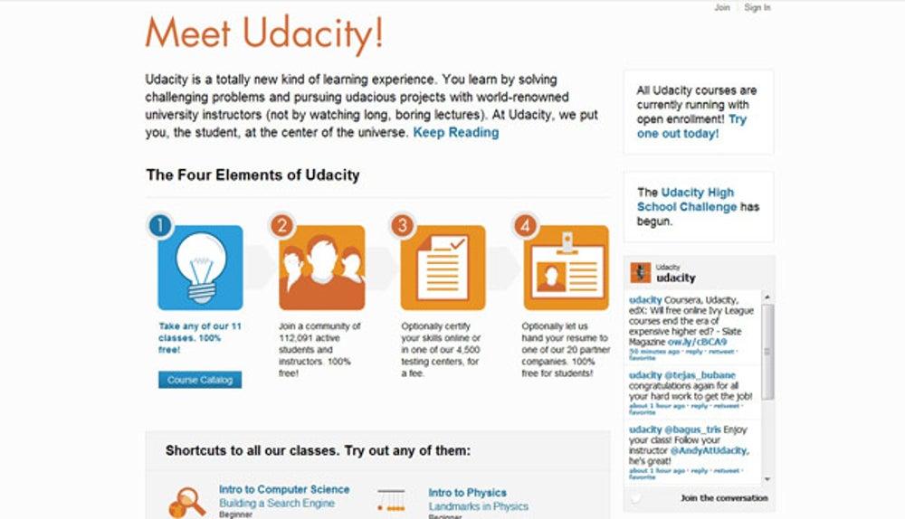 Udacity: Web-building basics