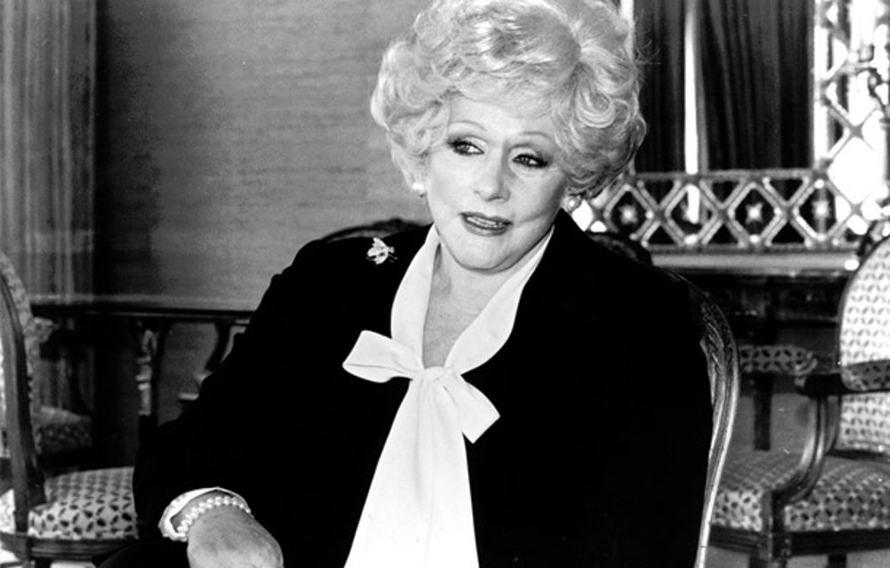 Mary Kay Ash, founder of Mary Kay cosmetics