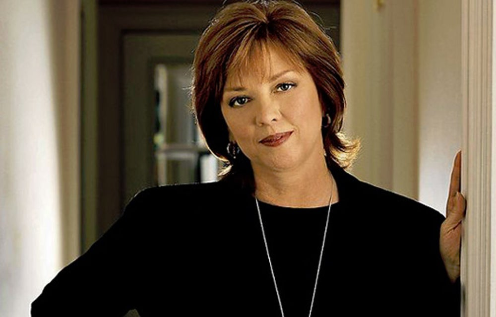 Bestselling-romance author Nora Roberts