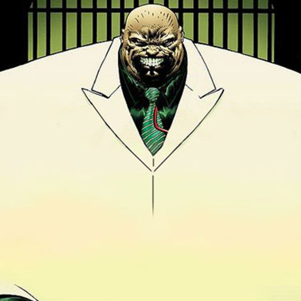 Kingpin of Marvel Comics