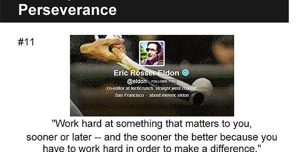 Eric Rosser Eldon, Co-editor at TechCrunch