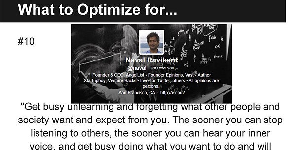 Naval Ravikant, Founder and CEO of AngelList