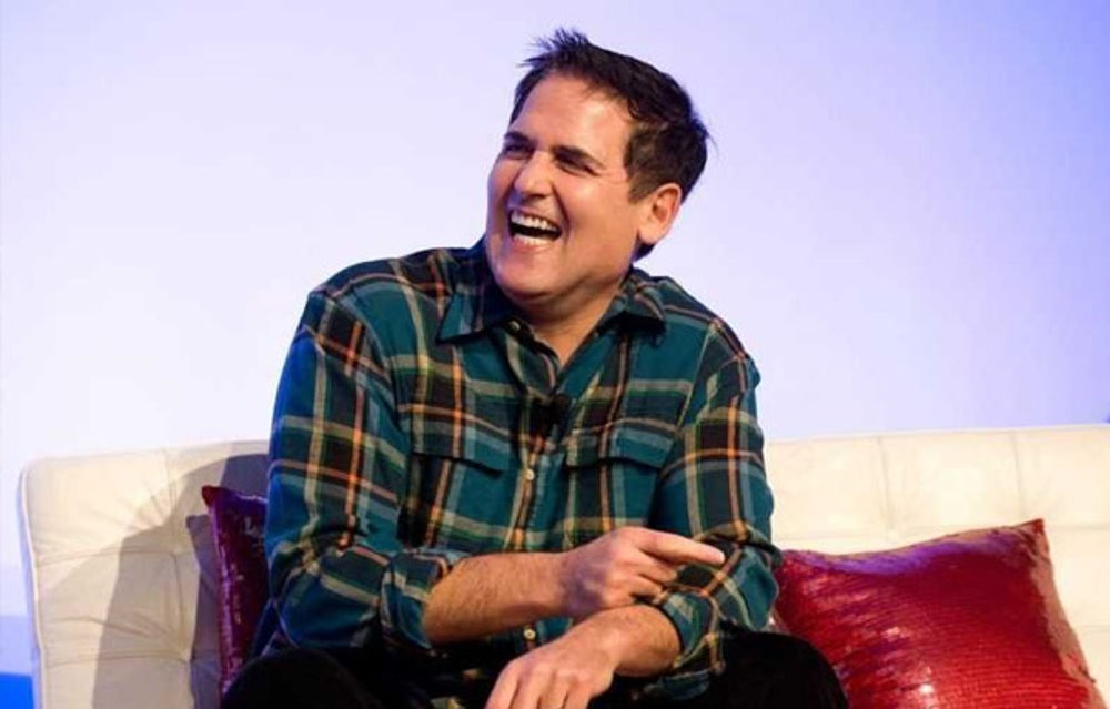 Billionaire Mark Cuban: There are no shortcuts.