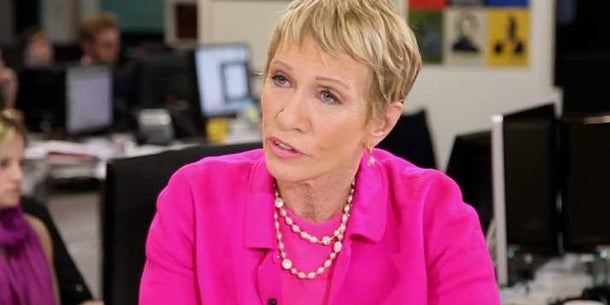 Real estate mogul Barbara Corcoran: My best advice was an insult.