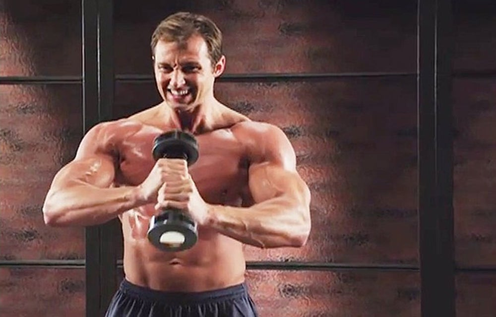"""On top of ignoring human physiology, the Shake Weight makes you look ridiculous as you waste 20 minutes """"working out."""""""