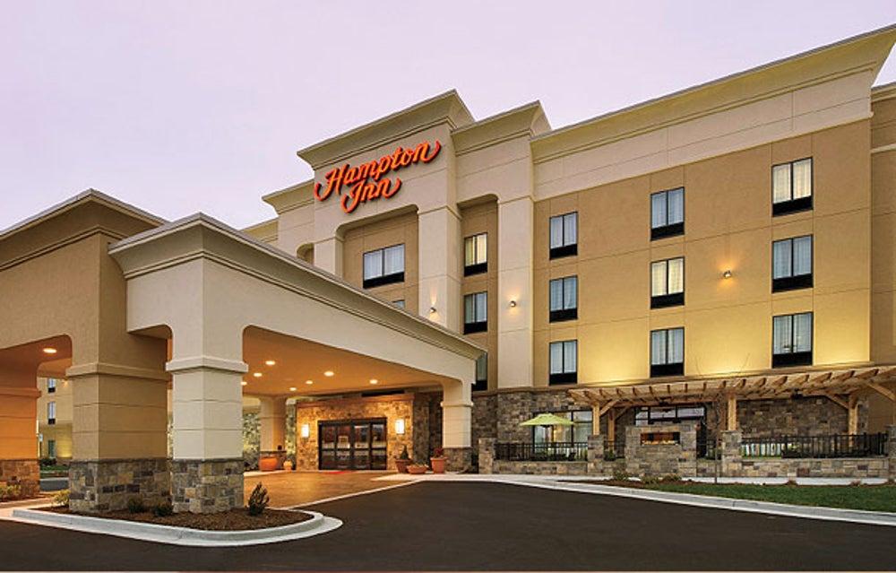 No. 2   Hampton Hotels