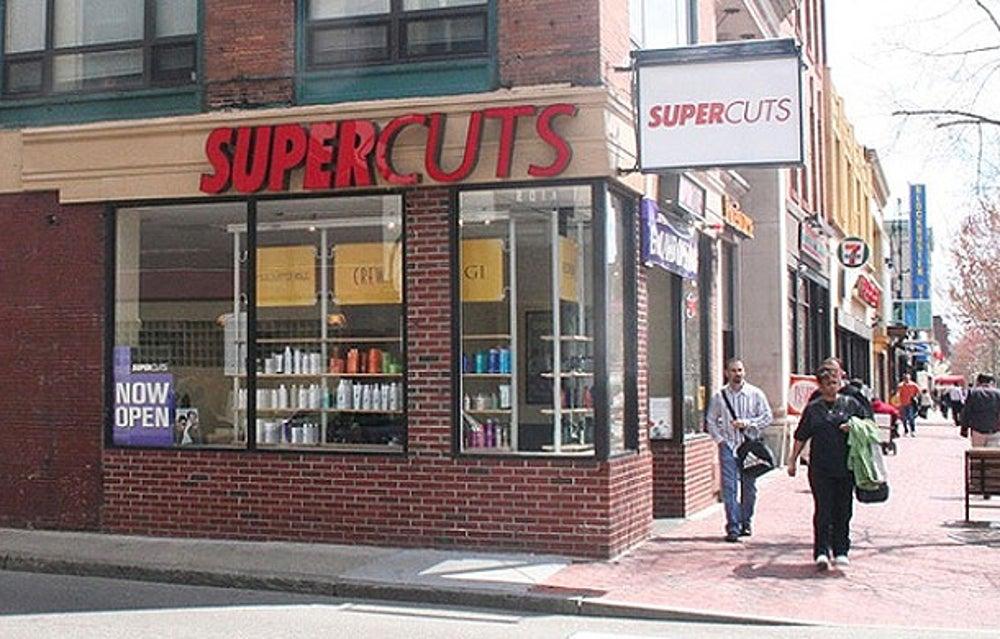 No. 4   Supercuts