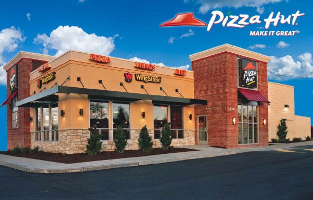 No. 9   Pizza Hut