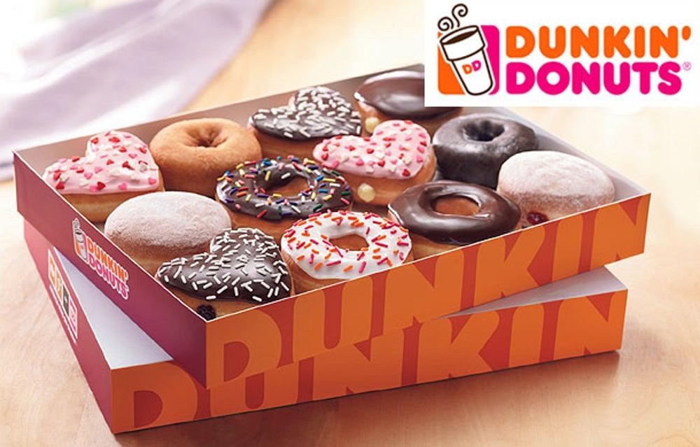 No. 10   Dunkin' Donuts