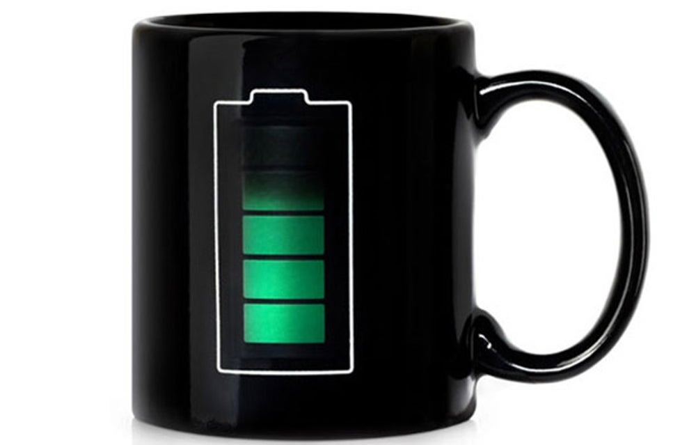 Art. Lebedev Thermal Battery Mug