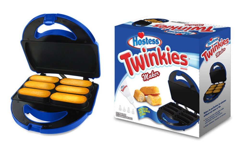 Hostess Twinkie Maker