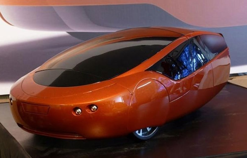 A Cross-Country, 3-D Printed Electric Car