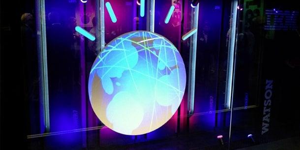 Say Hello to IBM's Watson 'Brain'