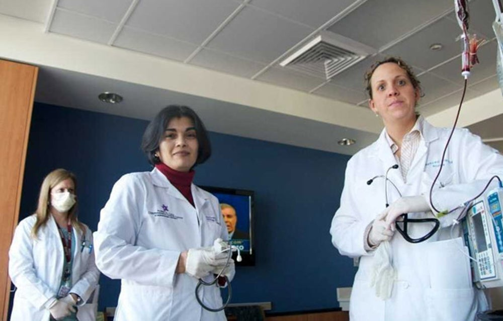 21. Nurse practitioners