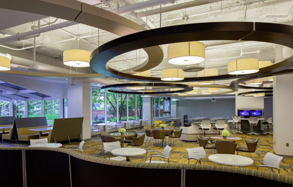 A reboot and remodel at Marriott International Headquarters