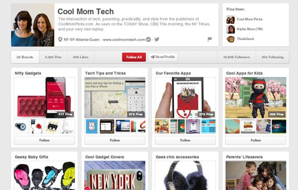 Cool Mom Tech