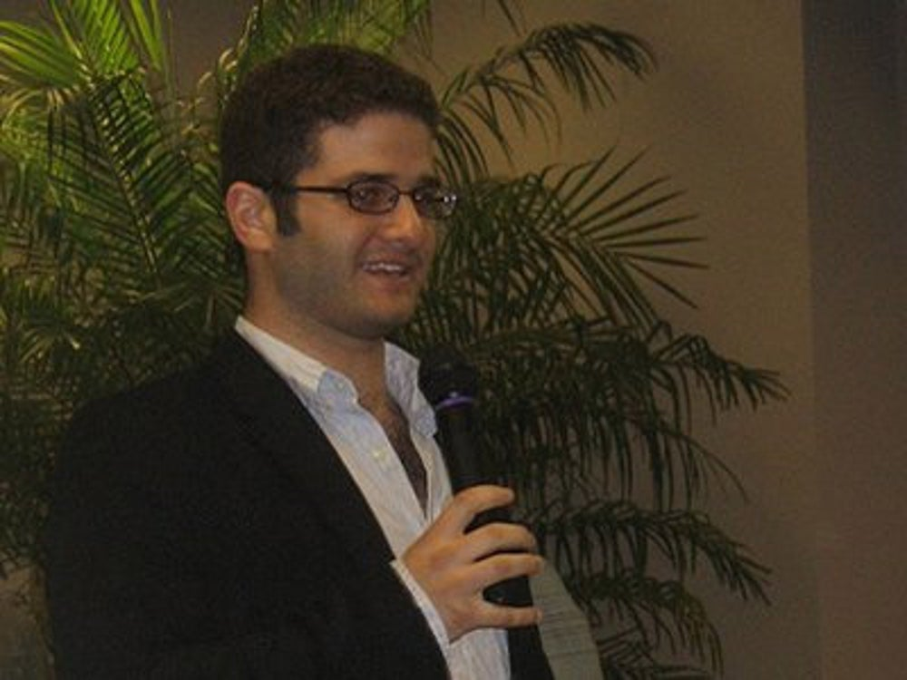 Dustin Moskovitz, Facebook's first CTO, was Mark Zuckerberg's roommate. The two dropped out of Harvard together to move to California and work on Facebook.