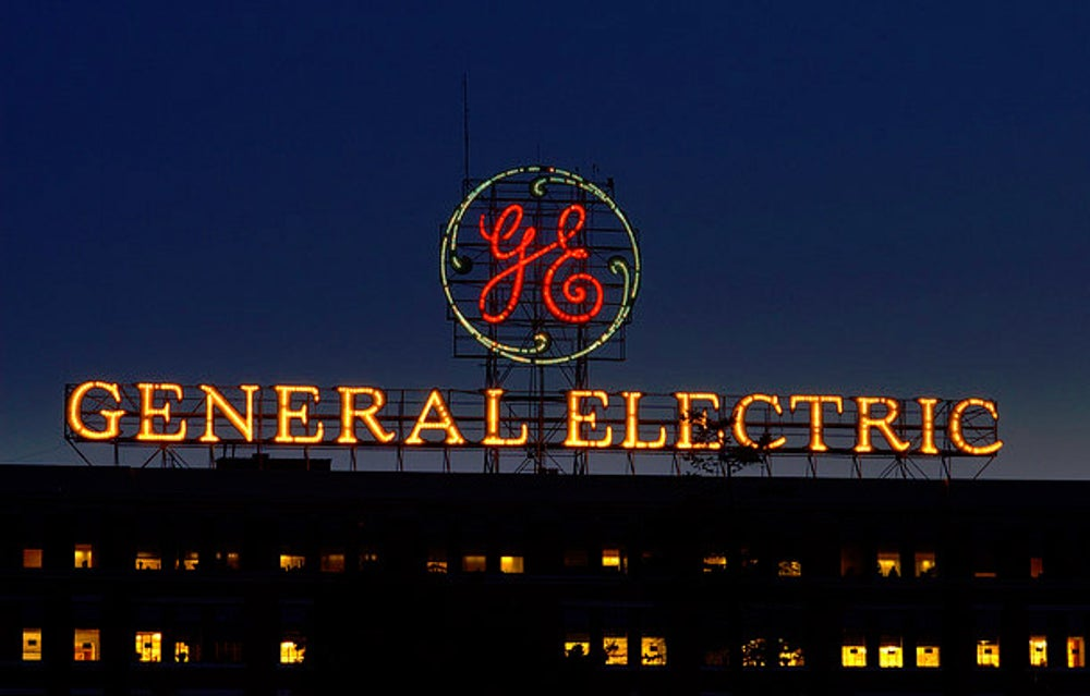 General Electric: 122 Years
