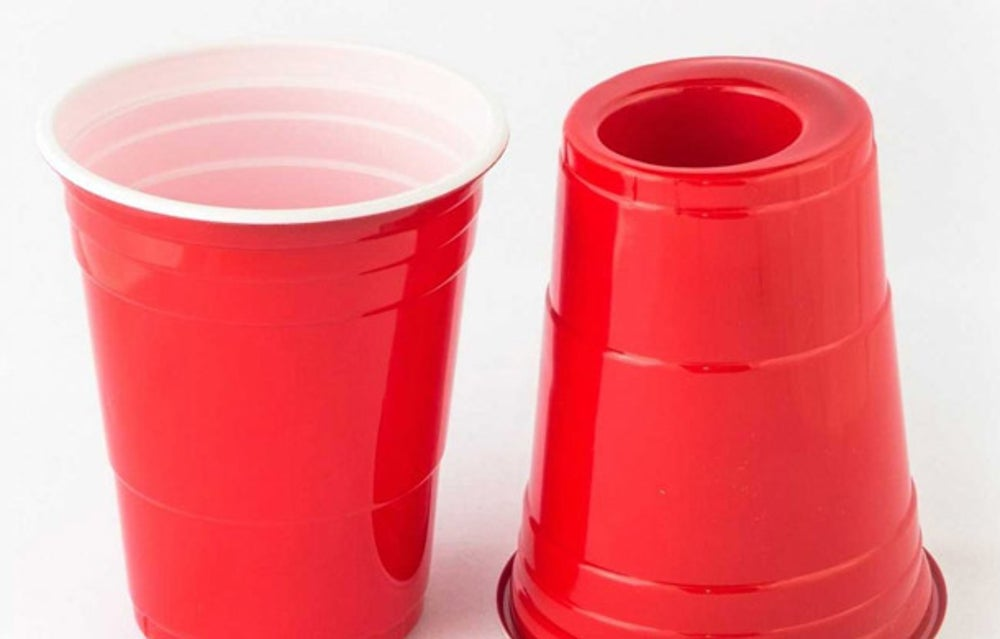 The 180 Cup is perfect for college students and young professionals.