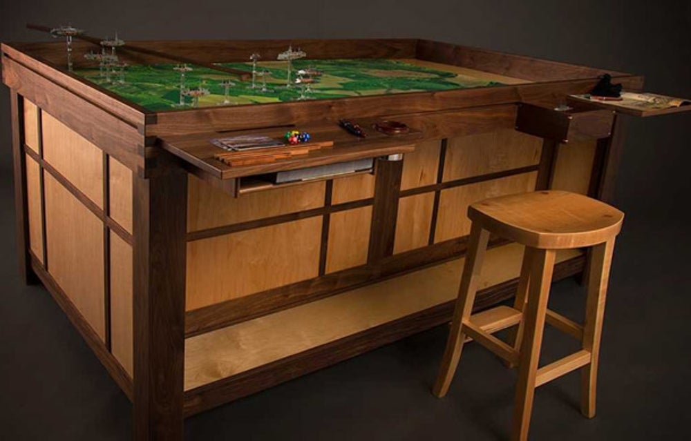 Get the gamer in your life some investment-worthy Geek Chic furniture.