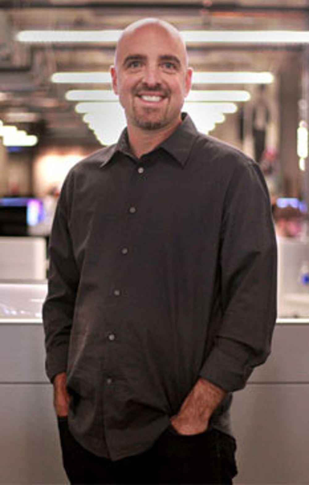 Brad Keywell, co-founder of Groupon and Lightbank