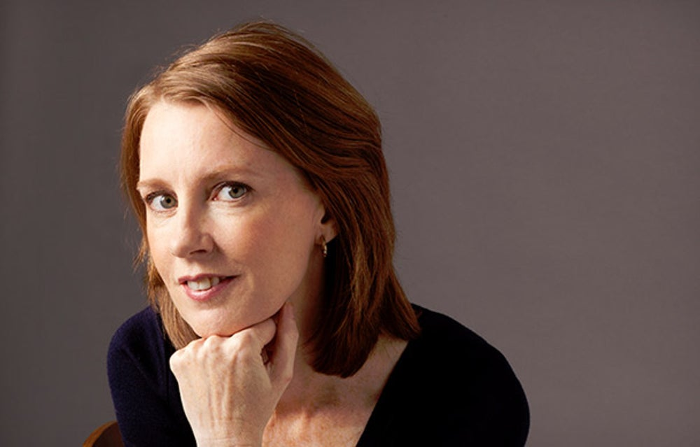 Gretchen Rubin, bestselling author of The Happiness Project