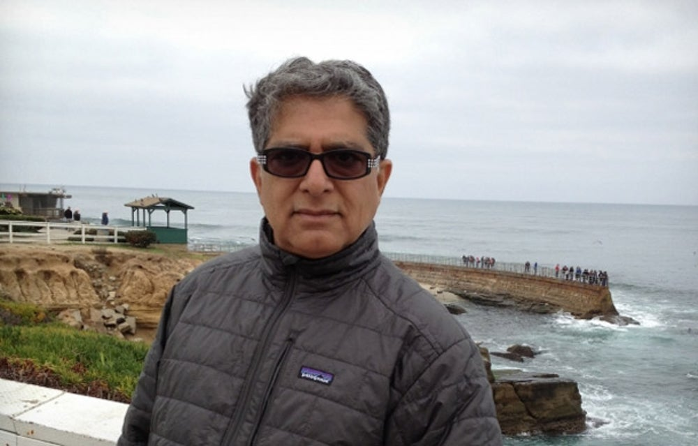 Deepak Chopra, founder of the Chopra Foundation