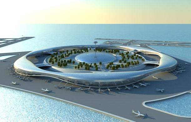 is this the airport of the future
