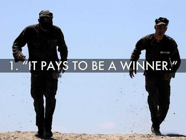 10 Inspirational Quotes from Navy SEAL Training
