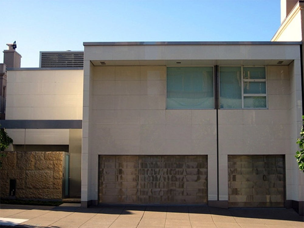 In 1988, Ellison paid $3.9 million for a William Wurster home in San Francisco's swanky Pacific Heights neighborhood.