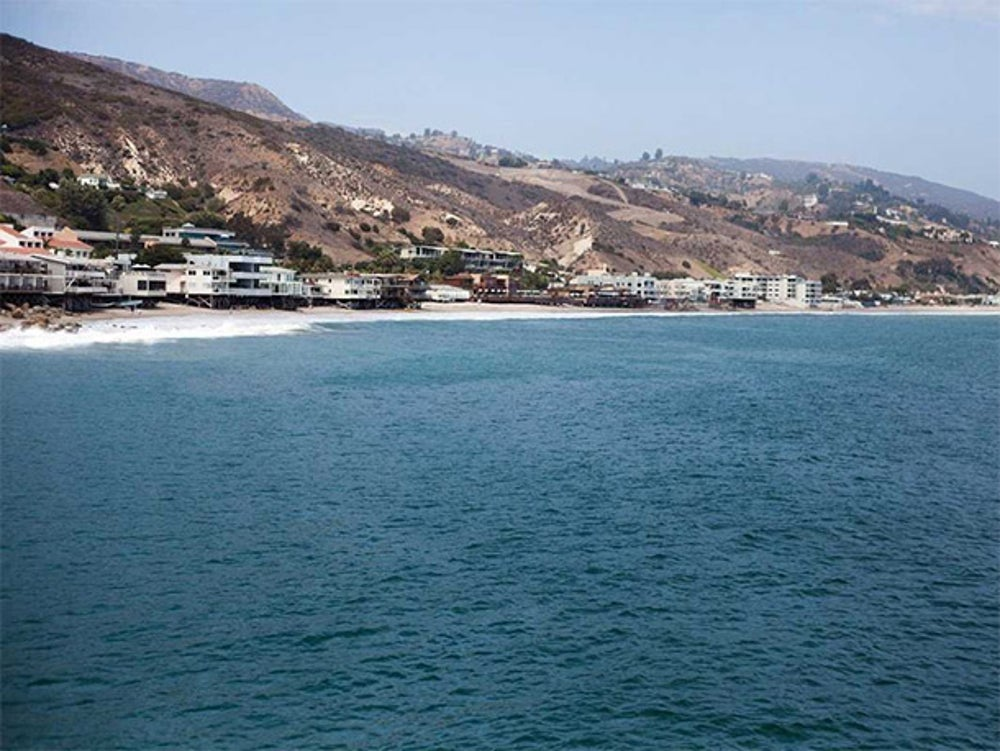 Ellison owns as many as two dozen properties in Malibu, Calif., including 10 on oceanfront property on billionaire-packed Carbon Beach.
