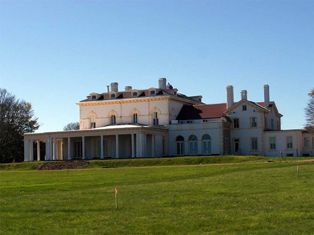 In 2010, he paid $10.5 million for the Beechwood Villa in Newport, R.I. He's planning to turn the historic home, which once belonged to the Astor family, into a museum to house his extensive 19th-century art collection.