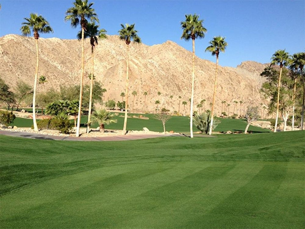 Ellison bought Porcupine Creek for $42.9 million in 2011. The private golf club, which is located in Rancho Mirage, Calif., includes a main house with 16 bedrooms, in addition to several separate guest houses.