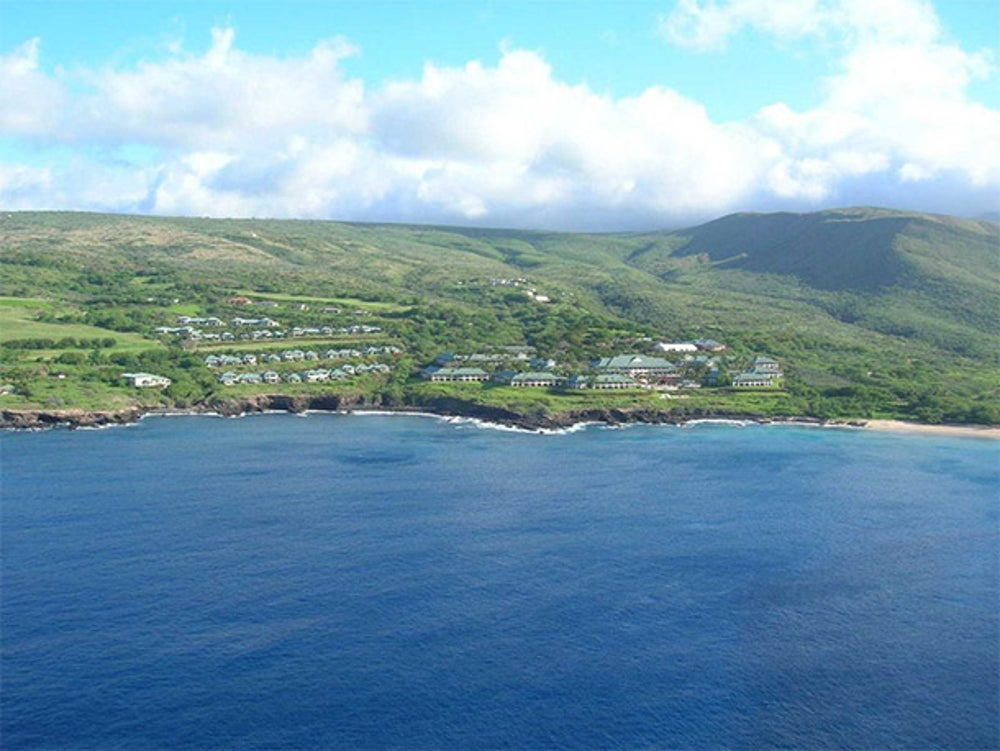 In February, Ellison reportedly purchased 21 more residential properties near the Four Seasons Resorts Lanai at Manele Bay, spending a little more than $41 million.